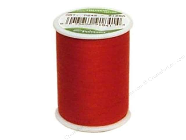 Coat Trusew Polyester Thread 150 yd. Atom Red