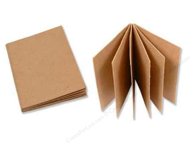 PA Paper Mache Small Book 3 3/4 x 5 1/4 in.
