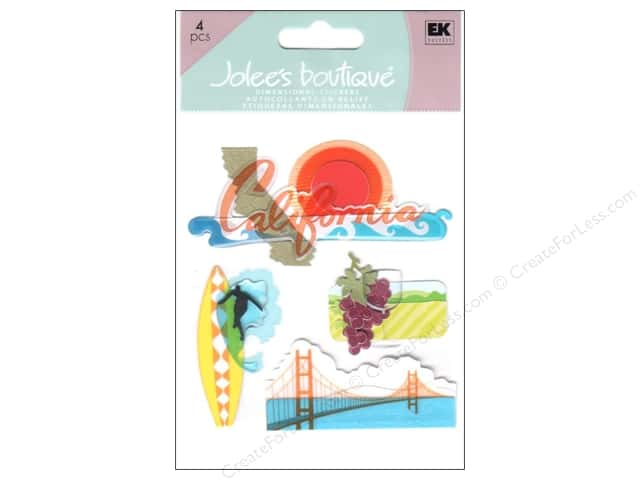 Jolee's Boutique Stickers California