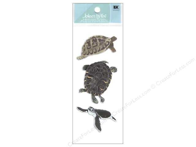 Jolee's By You Stickers Slims Turtles