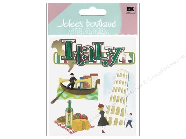 Jolee's Boutique Stickers Italy