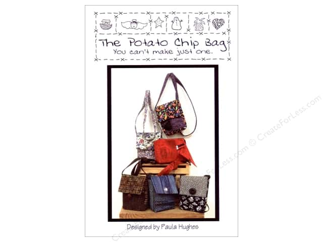 Quilt Country The Potato Chip Bag Pattern