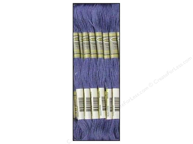 Sullivans Six-Strand Embroidery Floss 8.7 yd. Cornflower Blue