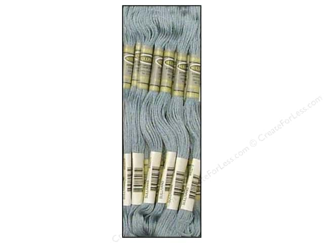 Sullivans Six-Strand Embroidery Floss 8.7 yd. Light Antique Blue (12 skeins)