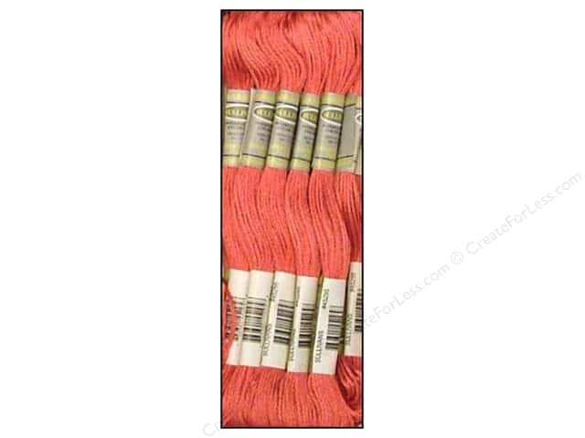 Sullivans Six-Strand Embroidery Floss 8.7 yd. Dark Dusty Rose (12 skeins)