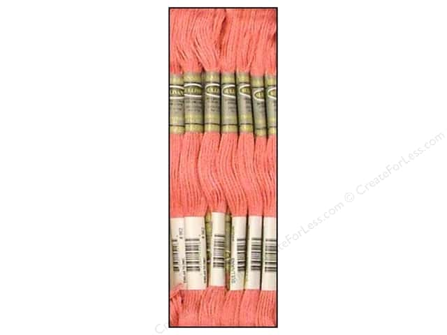 Sullivans Six-Strand Embroidery Floss 8.7 yd. Medium Dusty Rose (12 skeins)