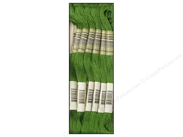 Sullivans Six-Strand Embroidery Floss 8.7 yd. Dark Forest Green (12 skeins)