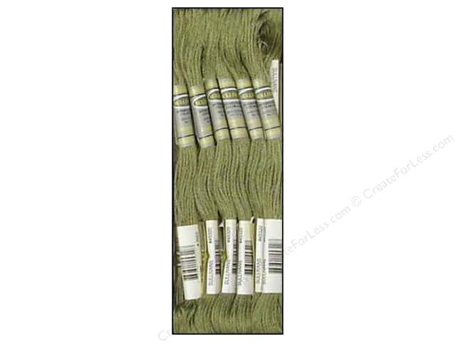 Sullivans Six-Strand Embroidery Floss 8.7 yd. Medium Brown Grey (12 skeins)