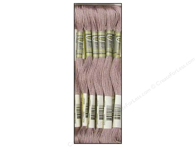 Sullivans Six-Strand Embroidery Floss 8.7 yd. Light Antique Violet (12 skeins)
