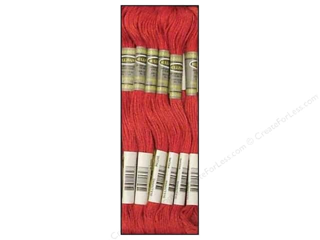 Sullivans Six-Strand Embroidery Floss 8.7 yd. Ultra Dark Dusty Rose (12 skeins)