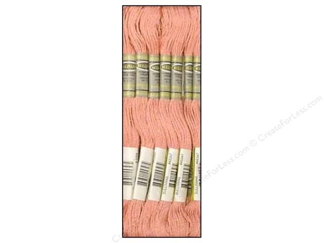 Sullivans Six-Strand Embroidery Floss 8.7 yd. Light Dusty Rose (12 skeins)