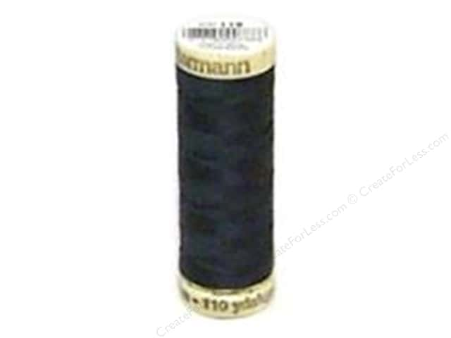 Gutermann Sew-All Thread 110 yd. #118 Burnt Charcoal