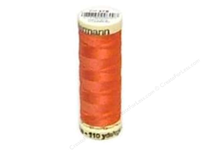 Gutermann Sew-All Thread 110 yd. #378 Coral Red