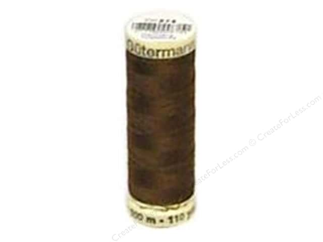 Gutermann Sew-All Thread 110 yd. #574 Boot Brown