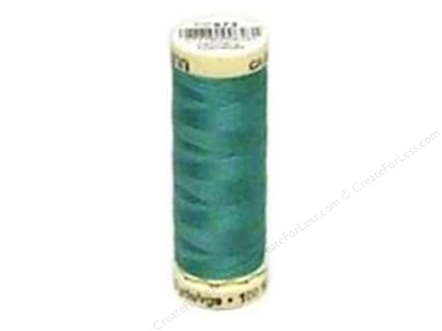 Gutermann Sew-All Thread 110 yd. #673 Green Turquoise