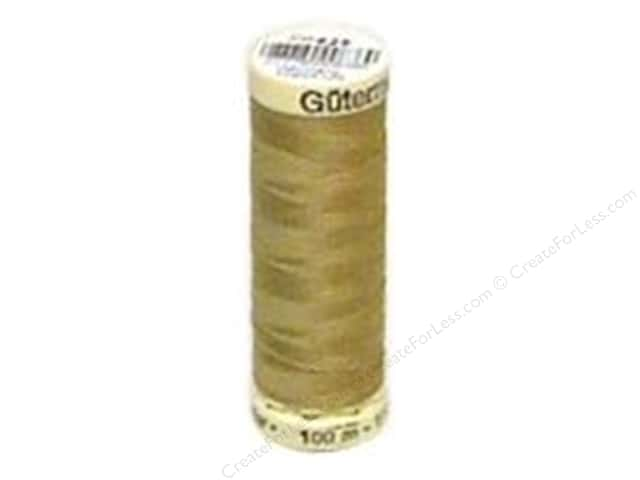 Gutermann Sew-All Thread 110 yd. #825 Burlywood