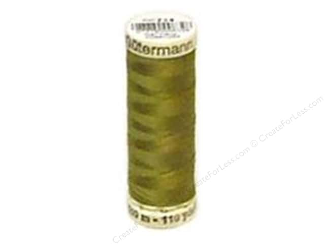 Gutermann Sew-All Thread 110 yd. #714 Ogre Green