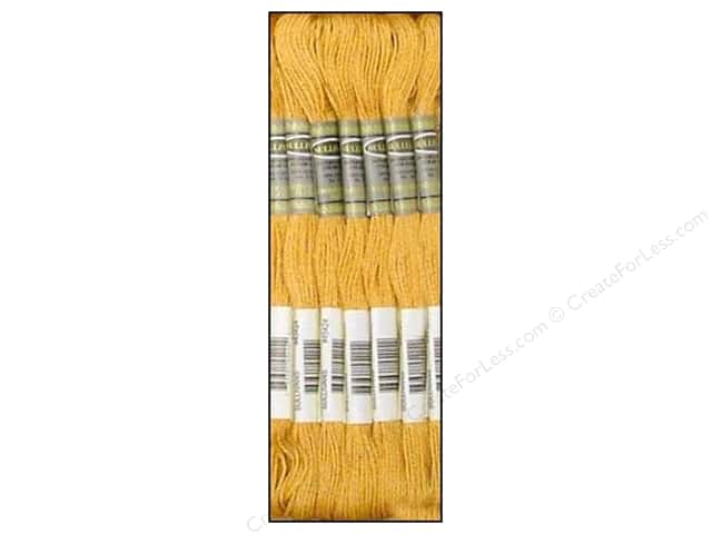 Sullivans Six-Strand Embroidery Floss 8.7 yd. Pale Golden Brown (12 skeins)