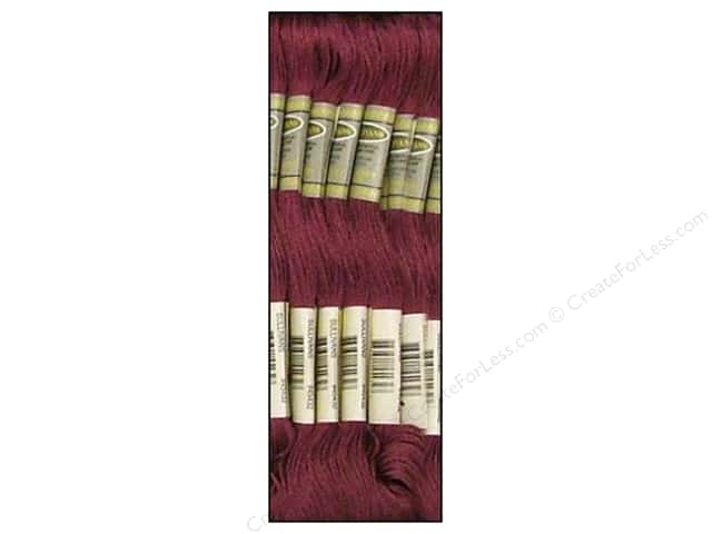 Sullivans Six-Strand Embroidery Floss 8.7 yd. Dark Grape (12 skeins)