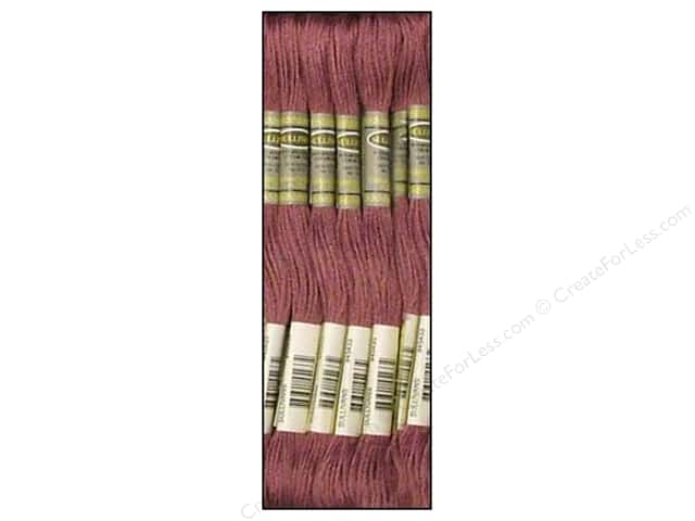 Sullivans Six-Strand Embroidery Floss 8.7 yd. Medium Grape (12 skeins)