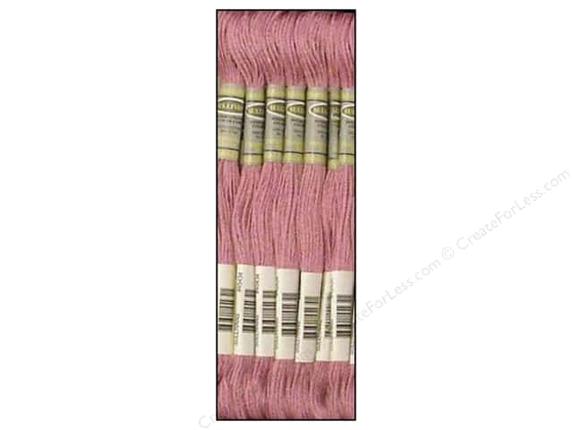 Sullivans Six-Strand Embroidery Floss 8.7 yd. Light Grape (12 skeins)