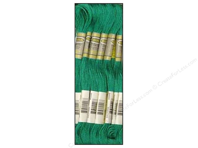 Sullivans Six-Strand Embroidery Floss 8.7 yd. Dark Bright Green