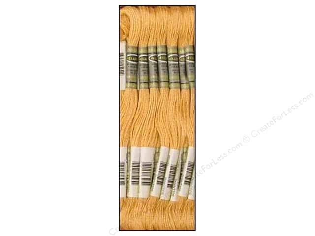 Sullivans Six-Strand Embroidery Floss 8.7 yd. Ultra Very Light Mahogany (12 skeins)