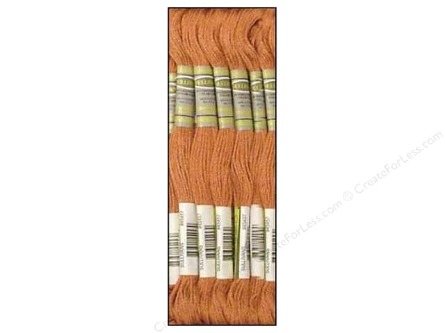 Sullivans Six-Strand Embroidery Floss 8.7 yd. Light Rosewood (12 skeins)