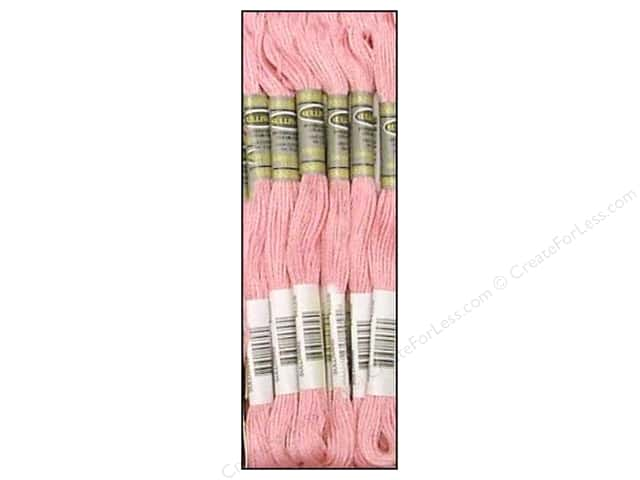 Sullivans Six-Strand Embroidery Floss 8.7 yd. Light Mauve (12 skeins)