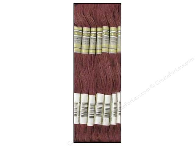 Sullivans Six-Strand Embroidery Floss 8.7 yd. Dark Antique Violet