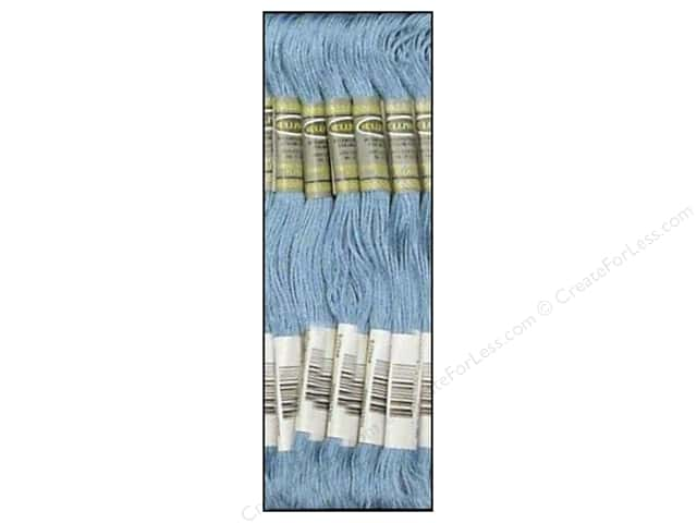 Sullivans Six-Strand Embroidery Floss 8.7 yd. Baby Blue