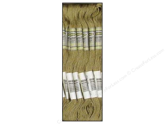 Sullivans Six-Strand Embroidery Floss 8.7 yd. Dark Beige Grey