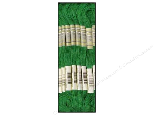 Sullivans Six-Strand Embroidery Floss 8.7 yd. Bright Green