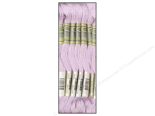 Sullivans Six-Strand Embroidery Floss 8.7 yd. Light Lavender (12 skeins)