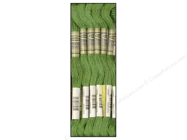 Sullivans Six-Strand Embroidery Floss 8.7 yd. Medium Pistachio Green (12 skeins)