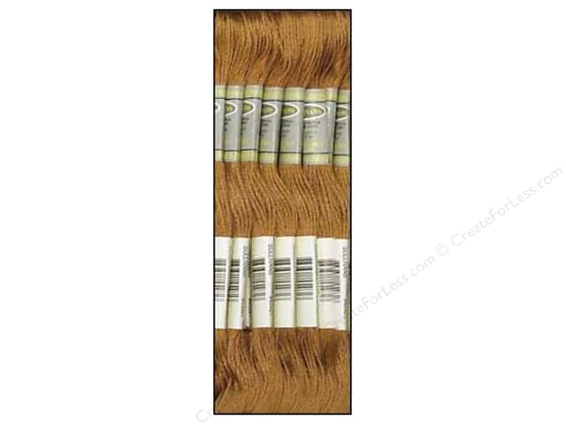 Sullivans Six-Strand Embroidery Floss 8.7 yd. Medium Mocha Beige (12 skeins)
