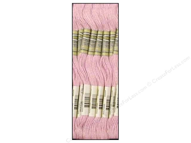 Sullivans Six-Strand Embroidery Floss 8.7 yd. Very Light Violet (12 skeins)