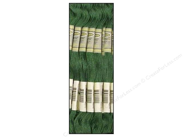 Sullivans Six-Strand Embroidery Floss 8.7 yd. Dark Blue Green