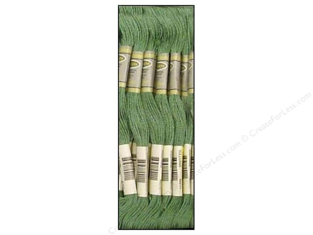 Sullivans Six-Strand Embroidery Floss 8.7 yd. Blue Green
