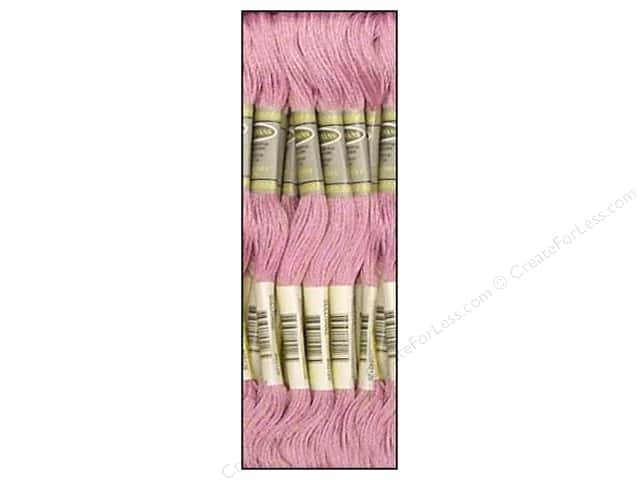 Sullivans Six-Strand Embroidery Floss 8.7 yd. Light Violet (12 skeins)