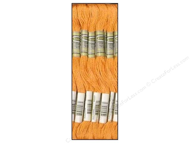 Sullivans Six-Strand Embroidery Floss 8.7 yd. Very Light Mahogany (12 skeins)