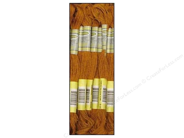 Sullivans Six-Strand Embroidery Floss 8.7 yd. Very Light Brown (12 skeins)