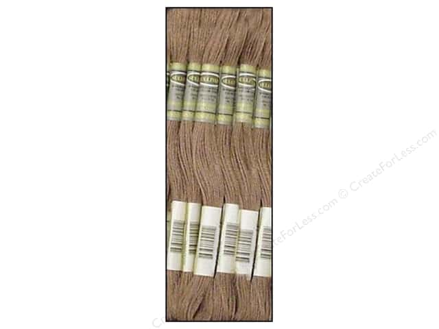 Sullivans Six-Strand Embroidery Floss 8.7 yd. Dark Shell Grey (12 skeins)