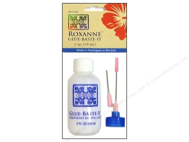 Roxanne Glue-Baste-It Temporary Basting Glue 2 oz.