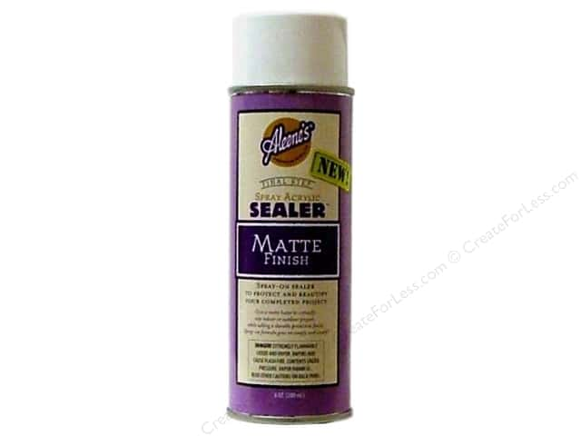 Aleene's Acrylic Sealer Spray 6 oz. Matte