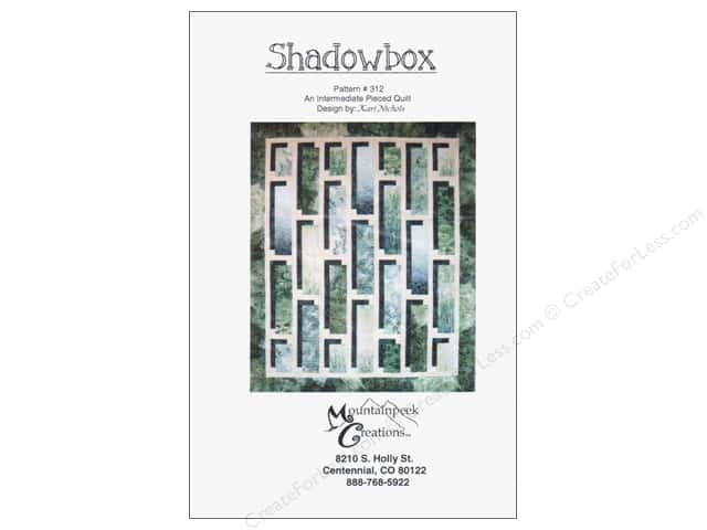 Mountainpeek Creations Shadowbox Pattern