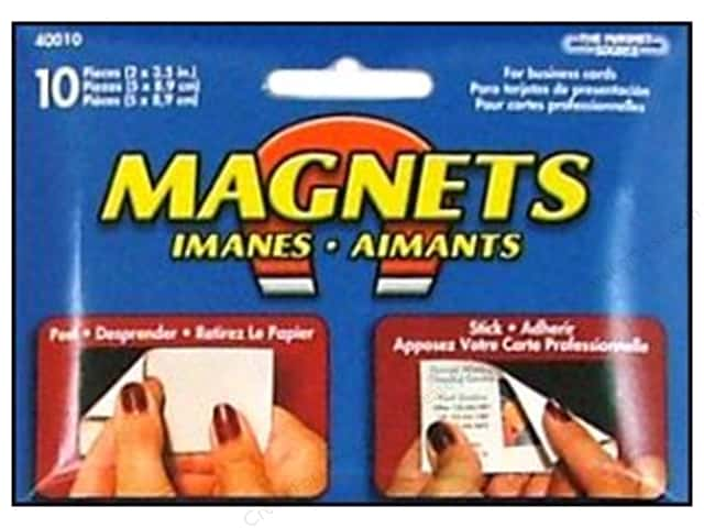 The Magnet Source Business Cards Magnets 10 pc.