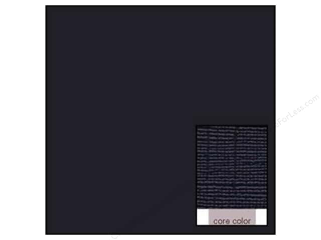 Coredinations Cardstock 12 x 12 in. Core Ess Nightfall (20 sheets)