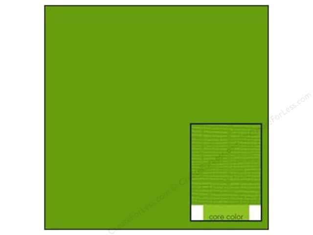 Coredinations Cardstock 12 x 12 in. Core Ess Meadow (20 sheets)