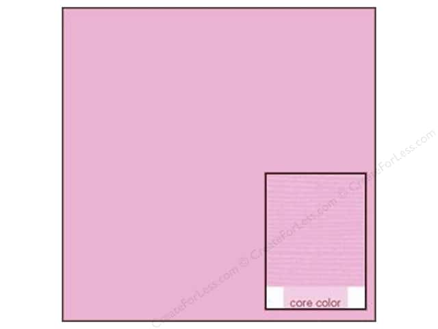 Coredinations Cardstock 12 x 12 in. Core Ess Thimbleberry (20 sheets)